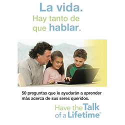 Product image for Spanish: Have the Talk of a Lifetime Conversation Cards (Deck)